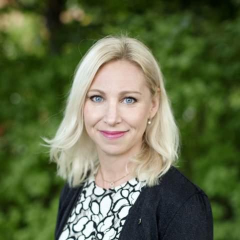 Nr 1: Pernilla Bergqvist